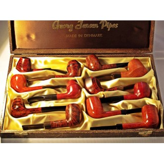 Georg Jensen Pipes Collections